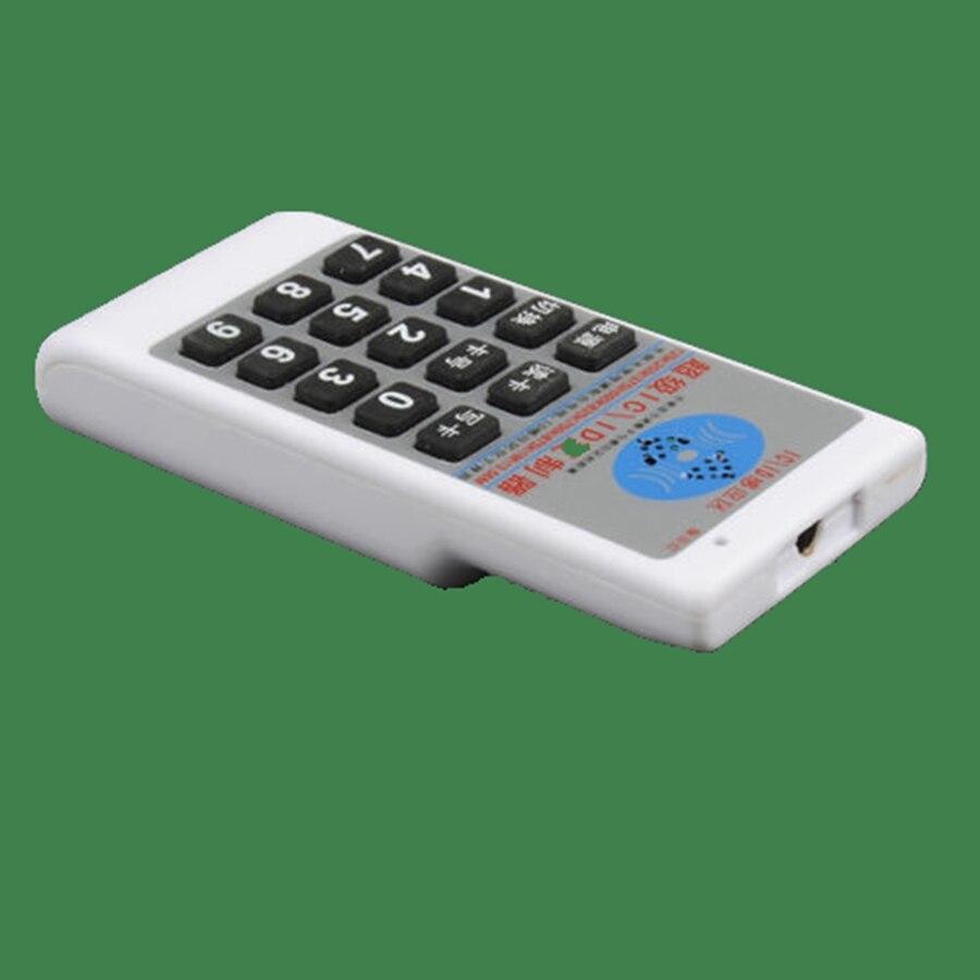 Ручной копировальный аппарат 125 кГц/1356 МГц идентификация/ic