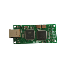 Italy Amanero USB IIS digital interface supports DSD512 32bits/384khz for AK4497 ES9038 DAC board купить недорого в Москве