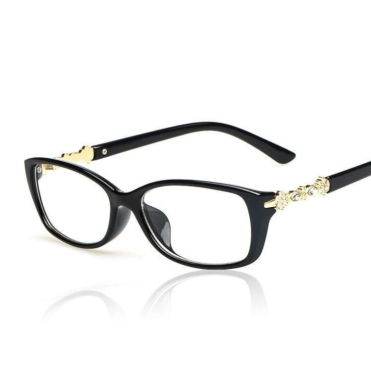High Quality Elegant Optical Frame Glasses Women Oculos De Grau Lunette De Vue