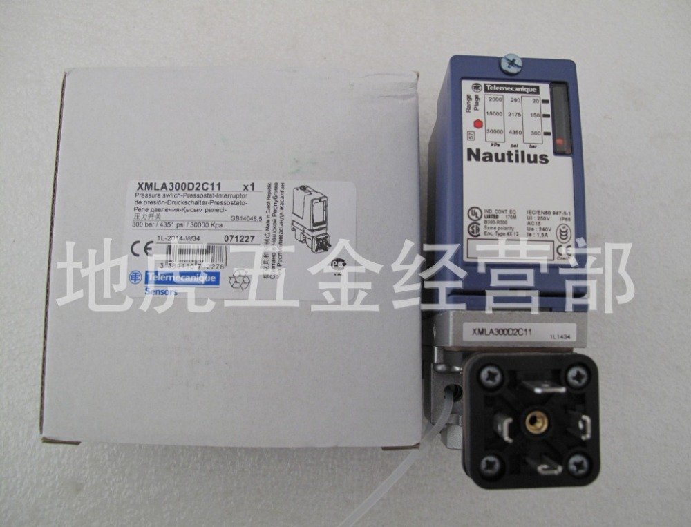 Schneider pressure switch XMLB300D2S11 XMLB300D2S14 XMLA300D2C11 in Electronics Stocks from Electronic Components Supplies