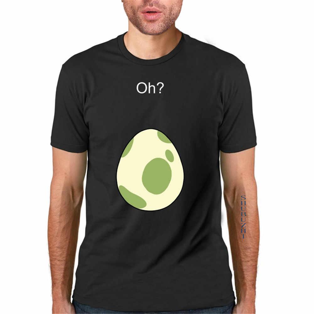 2062e1cab ... hot sale fashion o-neck t-shirt High Quality Customized Pokemon GO Egg  Oh ...