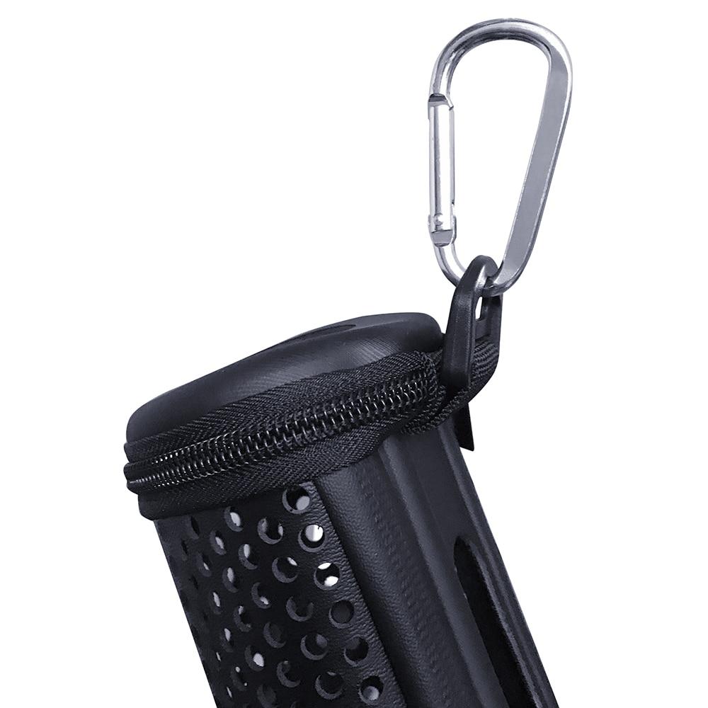 Купить с кэшбэком 2018 Newest PU Carrying Sleeve Travel Pouch Bag Protective Cover Case for JBL Flip 4 Flip4 Waterproof Portable Bluetooth Speaker