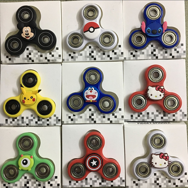 Cartoon Fidget Spinner