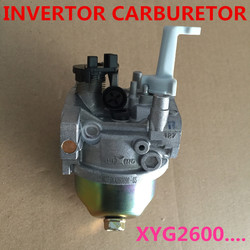 Ruixing inverter CARBURETOR FITS for Chinese inverter generators,XYG2600I(E) 125CC XY152F-3 CARBURETTOR REPLACE  PART model 127