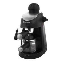Кофеварка Eurostek ECM-6816 (Мощность 800 Вт, емкость 240 мл, капельная, индикатор уровня воды, Приготовление молочной пенки, съёмный поднос)