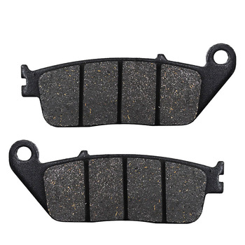 Motorcycle Front Brake Pads Disc 1 Pair for Honda XL 600 V Transalp (VR/VT) (94-96) XL600 XL600V LT196 image