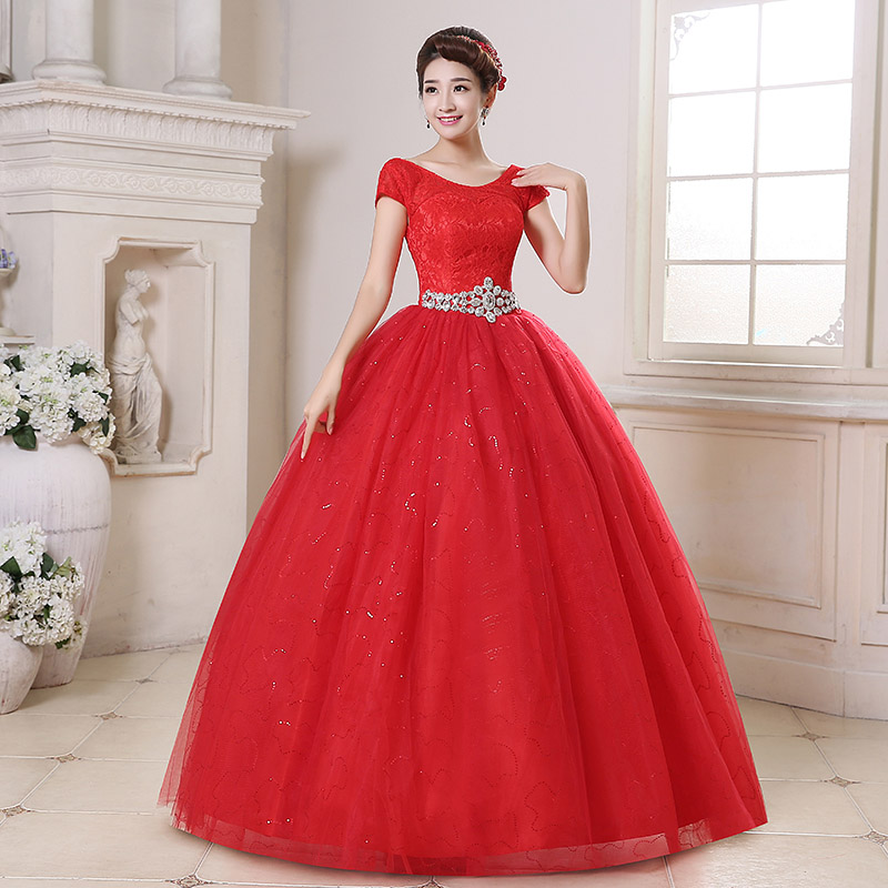 Hot Sale Low Price 2017 New Arrival Korean Style Wedding