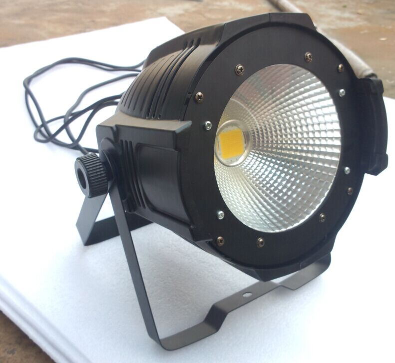 china best quality cob led light white + warm white 100w cob led par can light for disco stage bar club ...
