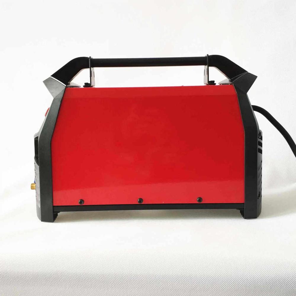Профессиональная 200A цифровая Импульсная tig сварка Горячий старт HF зажигание антипригарная дуговая сила CE сварочный аппарат