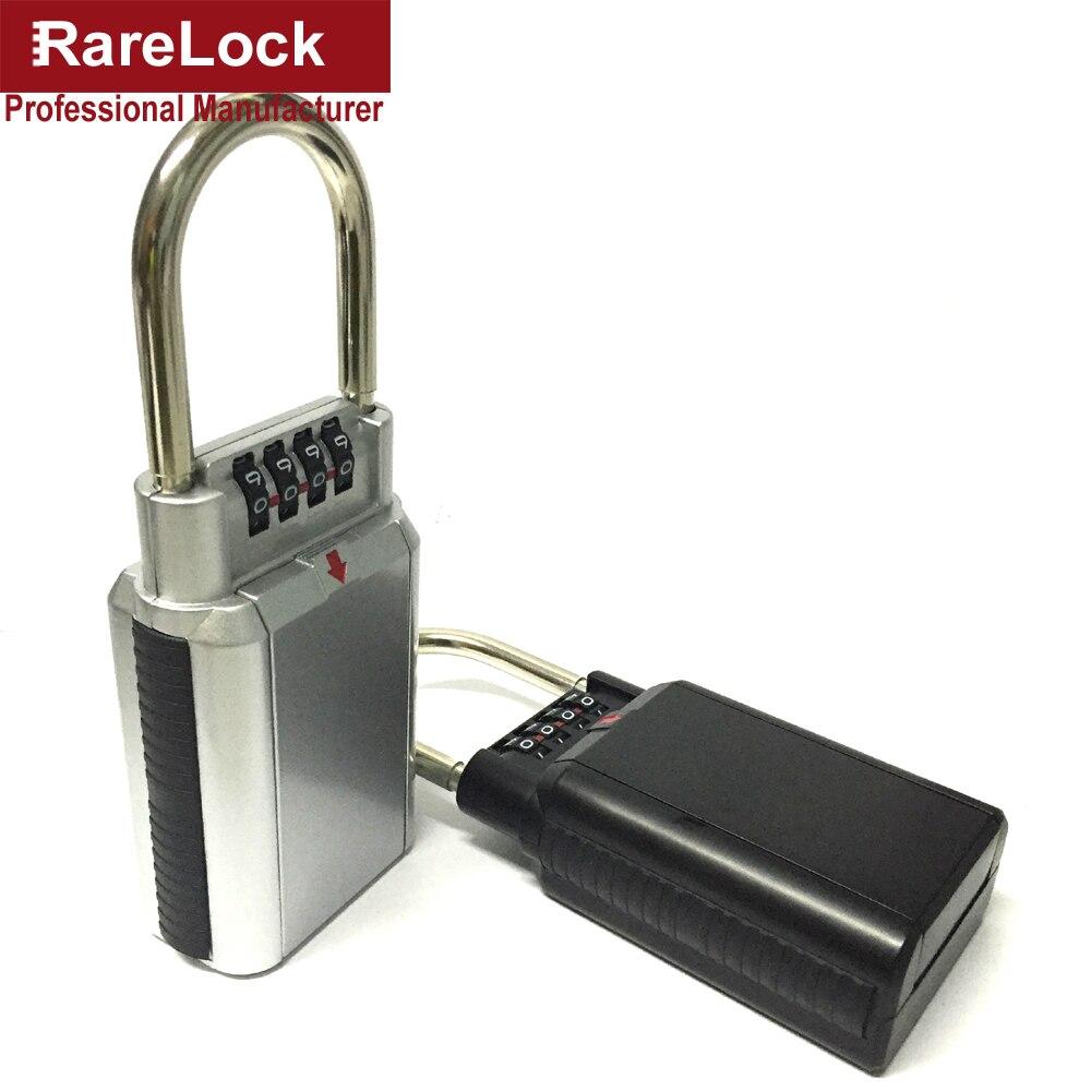 รหัสผ่านดิจิตอลที่กำหนดเองกุญแจบ้าน Rarelock Security Wall