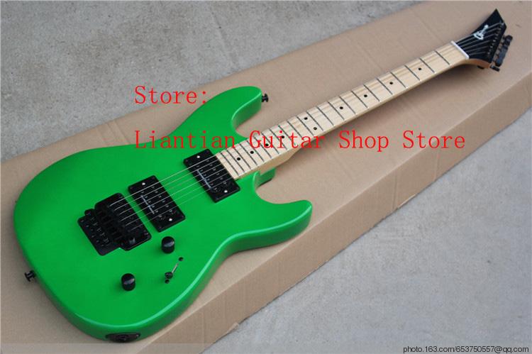 free shipping top quality seymour duncan humbucker pickup 6 strings charvel green electric. Black Bedroom Furniture Sets. Home Design Ideas