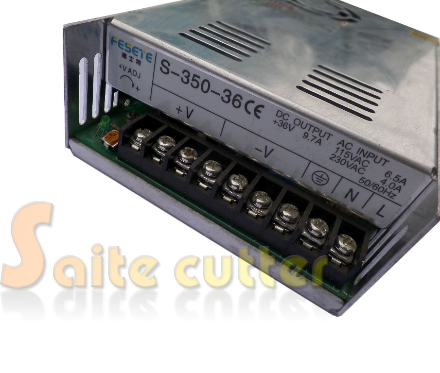 Single LED Switching Switch Power Supply Output 36V 9.7A Co2 Laser Engraver Cutter single switching switch power supply output 3 1a 24v input 115 230 vac co2 laser led