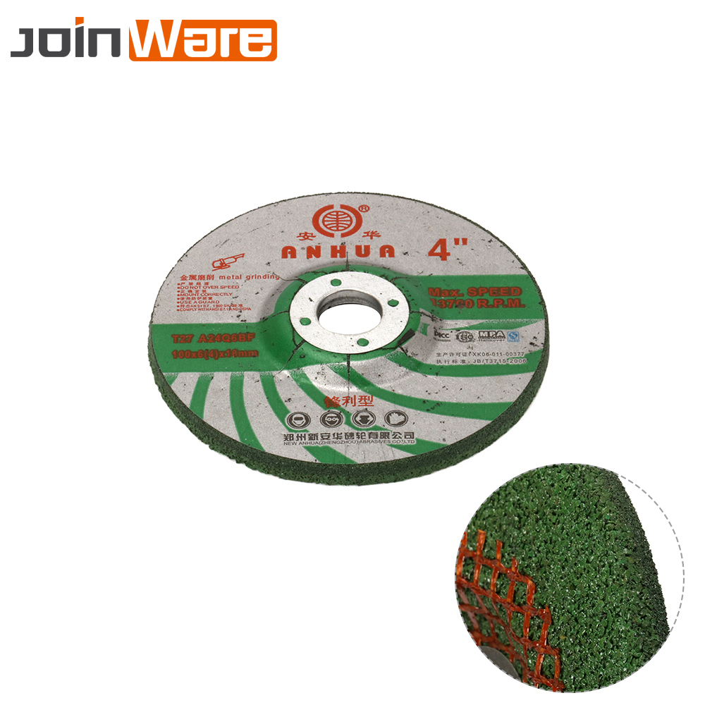 5Pcs 100x16x6mm Resin Cutting Wheel Disc Off For Cut Grinding Metal Angle Grinder Max Speed 13700 RPM High Quality Hot Sale New