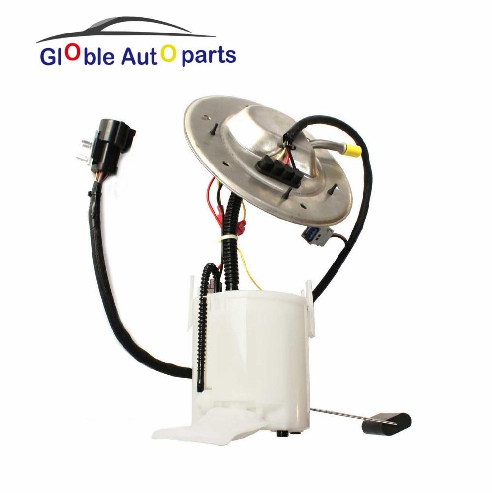 12V Electric Intank Fuel Pump Module Assembly w/Sensor For Ford Mustang 3.8L 3.9L 4.6L V8 V6 2001-2004 E2301M Fuel Pump Assembly  high performance fuel pump assembly module 2004 2011 for fiat panda mk2 1 2