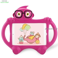 SZEGYCHX High Quality Shockproof Case For IPad Mini 1234 General Cartoon Cute Child Stand Table Cover