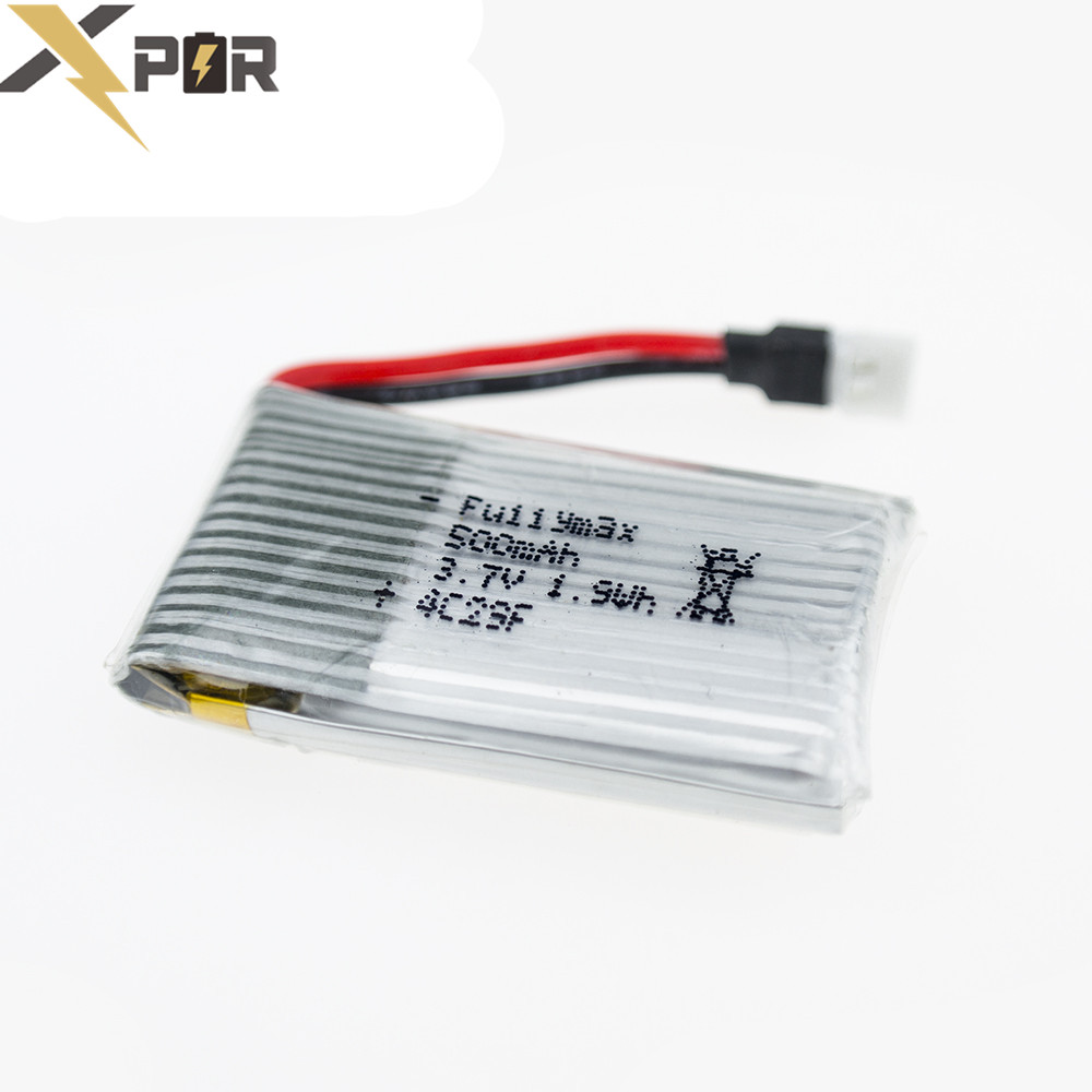 50pcs Syma X5 RC Drone 3.7V Lipo Battery 500mah For Syma X5C X5SC X5A RC Batteria Quadcopter Helicopter Airplanes Parts High long refill ink cartridge lc3219 xl lc3219xl lc3217 for brother mfc j5330dw j5335dw j5730dw j5930dw j6530dw j6930dw j6935dw