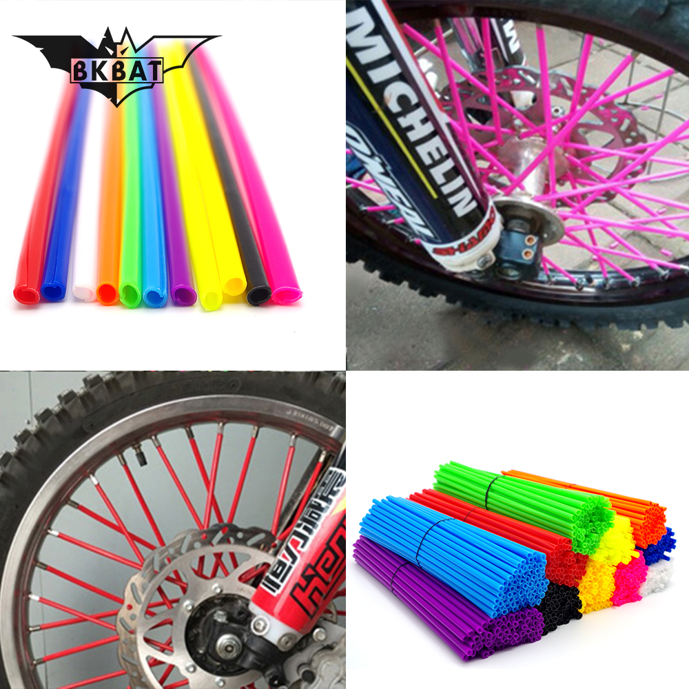 36Pcs Moto Wheel Rims Spoke Tube Tire tyre Scooter Bike Motorcycle For pit bike pneus tires honda crf250x bse honda xr 250 image