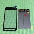 Melhor qualidade preto toque digitador da tela + display lcd para samsung galaxy xcover 3 sm-g388f g388 g388f substituição do telefone móvel
