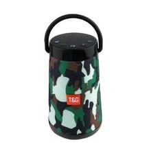 waterproof wireless bluetooth speaker outdoor portable column fabrics tereo subwoofer Sound Box support Fm radio loudspeaker