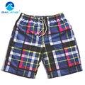 Homens Troncos Calções Dos Homens Shorts da Praia Quick Dry Man nova Nova marca de 2017 Homem Bordo Bermudas masculinas de marca nylon XXXL