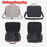 Kids Adult Toy RC Airplane Accessories Shoulder Bag Hard Shell Backpack Storage Bag for Hubsan X4 Zino H117S