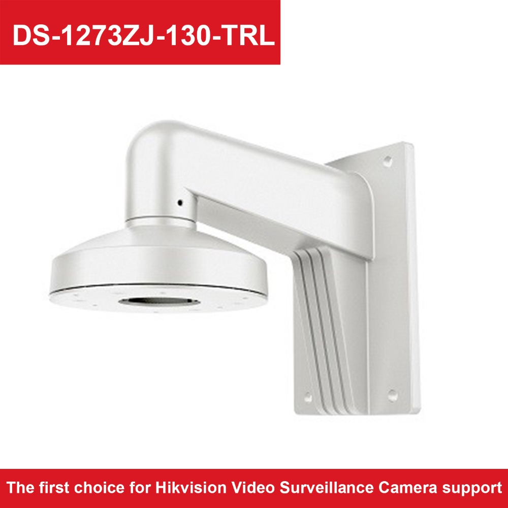 CCTV Accessories DS 1273ZJ 130 TRL High Quality Aluminum Alloy Wall Mount Bracket for Hikvision Turret