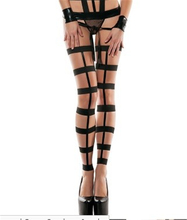 The Fifth Element Garter Belt, Stockings and Panties Set