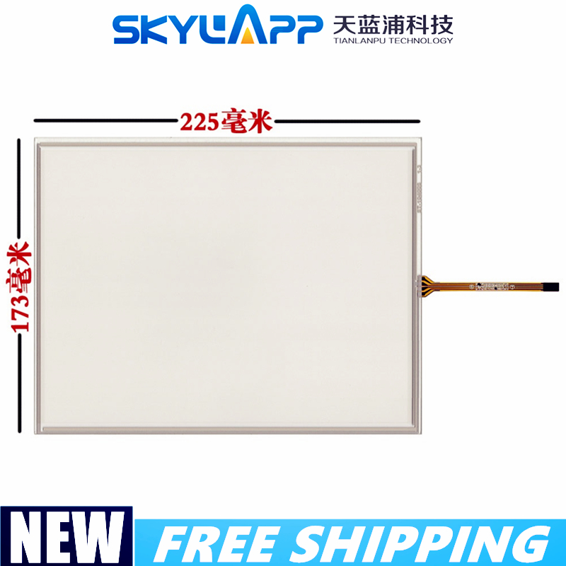 10.4inch 228mm*175mm*80mm 4wire touch N010-0554-X122-01 Industrial application control equipment touch screen digitizer panel10.4inch 228mm*175mm*80mm 4wire touch N010-0554-X122-01 Industrial application control equipment touch screen digitizer panel
