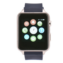 Gt88 bluetooth smartwatch herzfrequenz fitness monitor smart watch unterstützung sim-karte wasserdicht armbanduhr für ios android-system