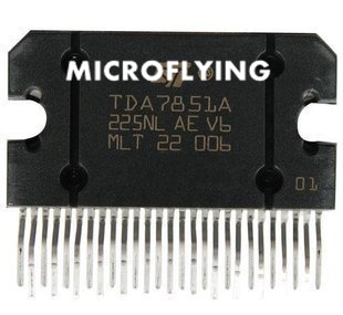 2PCS <font><b>TDA7851A</b></font> TDA7851 ZIP-27 Auto power amplifier IC image
