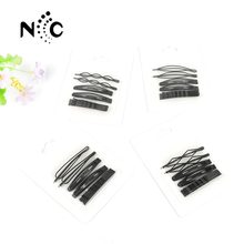 9pcs/set Cute Girls Baby Kids Children Hair Accessories Hair Clips Hairpins Hairgrips For Hair Hairdressing Styling DIY Tools(China)
