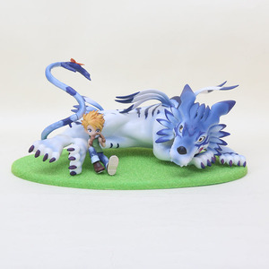 Image 5 - Figurine daventure Digimon Takaishi Takeru & Angemon Angewomon & Yagami Wizarmon figurine daction en PVC modèle collégial Digimon jouet
