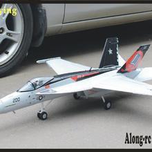 FREEWING 64 EDF JET F18 F-18 Самолет Супер hornet EPO самолет/радиоуправляемая модель для хобби игрушка 64 мм EDF 4 канальный самолет(есть комплект или PNP