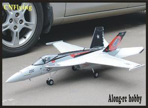 FREEWING 64 EDF JET F18 f-18 samolot super hornet EPO samolot samolot/model rc HOBBY zabawki 64mm EDF 4 kanałowy samolot (zestaw lub PNP)