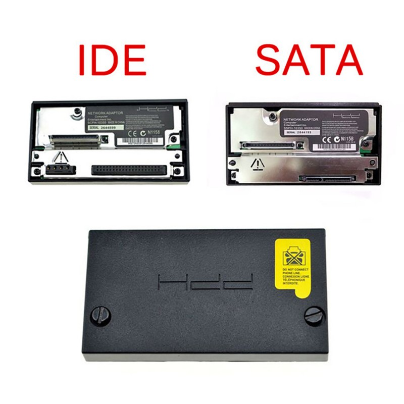 SATA/IDE Interface Network Card Adapter For PS2 Playstation 2 Fat Game Console SATA HDD For Sony Playstation 2 Fat Sata Socket