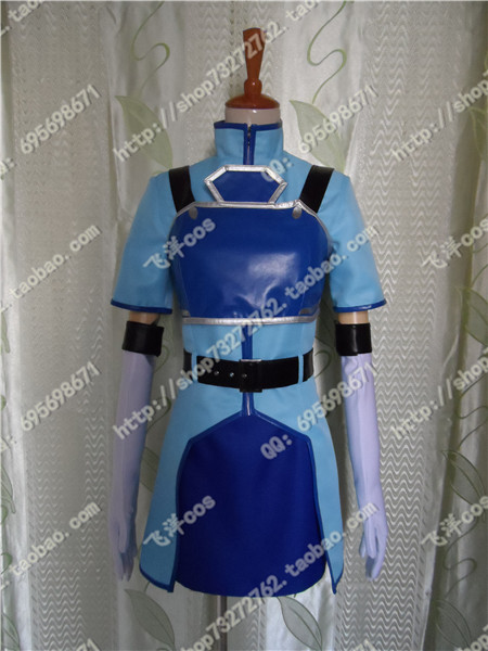 Free shipping Japan font b Anime b font Sword Art Online Sachi font b cosplay b