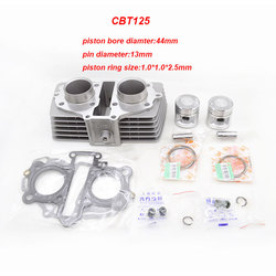 Motorrad Zylinder Kit Für Honda CB125 TWIN CA125 Rebel CB125T CBT125 CM125 244FMI 247FMJ 125cc Upgrade 150cc Änderung