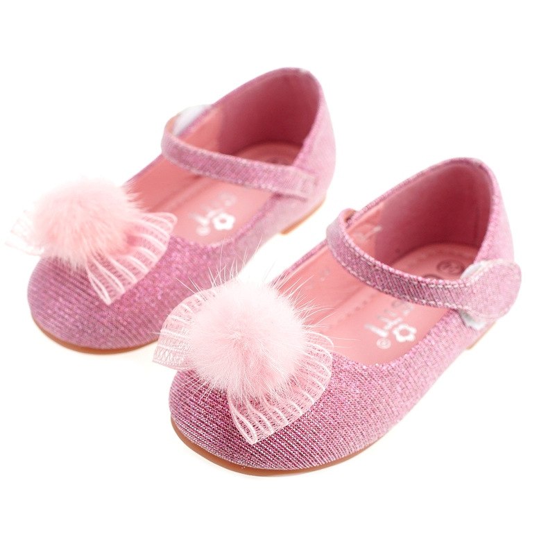 HITOMAGIC 2018 Baby Girl Shoes For Kids Spring First Walkers Pink Bow Soft  Leather Brand Handmade High Quality Princess Girls -in Leather Shoes from  Mother ... f0f2ae6d9c89