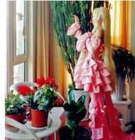 Chobits Chii S Anime Cosplay Costume Dress Pink From Chobittsu Chobits Cosplay Costume Woman Party Dress