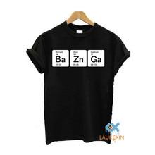 Bazinga Periodic Table T-shirt – 8 Colors