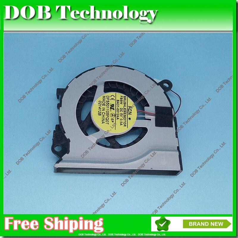 ORDINATEUR PORTABLE CPU VENTILATEUR POUR Samsung NP 530U4B 530U4C 535U4C 520U4C NP520U4C KSB05105HA BK1X BA31-00124B