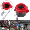 Car Fake Dump Electronic Turbo Blow Off Hooter Valve Analog Sound BOV Turbo Audio Snail Type Red Fit For Lada Opel Skoda VW