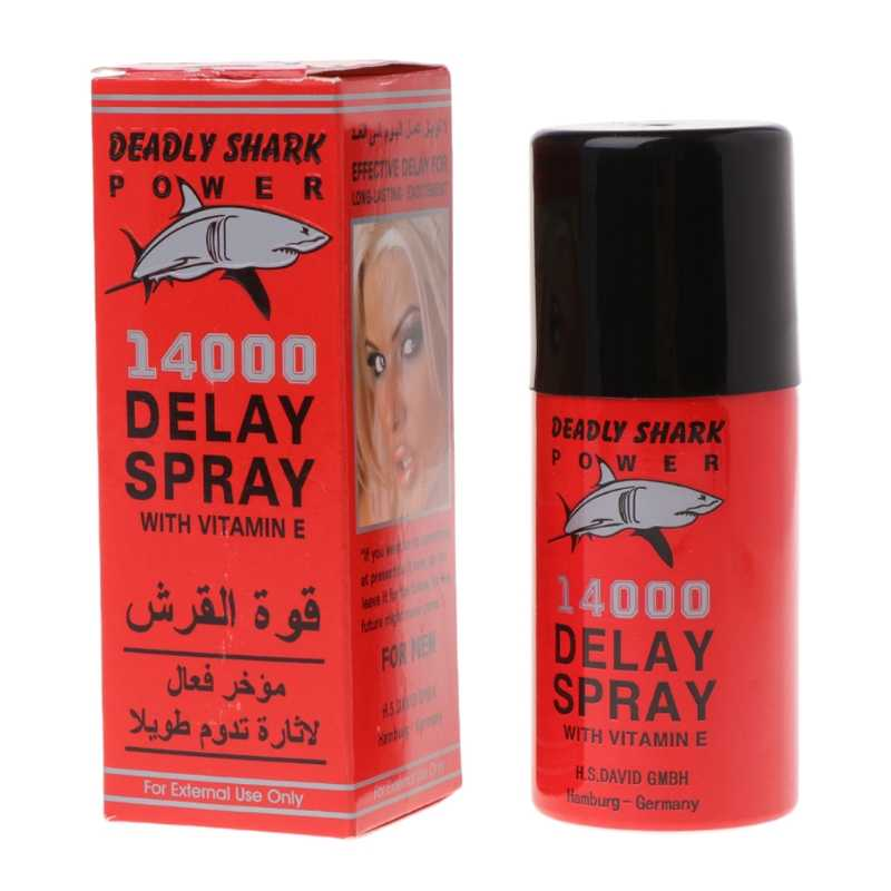 Premature ejaculation nasal spray