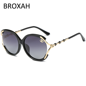 Fashion Polarized Sunglasses Women Luxury Brand Designer Ladies Driving Sun Glasses Female Shades UV400 Lunette De Soleil Femme
