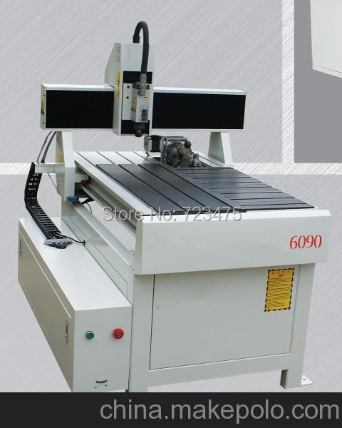 Cheap hot sale mini woodworking cnc carving machine 6090/ cnc router 6090/ 4 axis cnc free shipping by sea cheap hot sale mini desktop wood cnc router