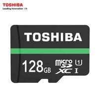 100 Original Toshiba 128G Micro SD Card Class 10 SDXC UHS 1 128GB TF Card Flash