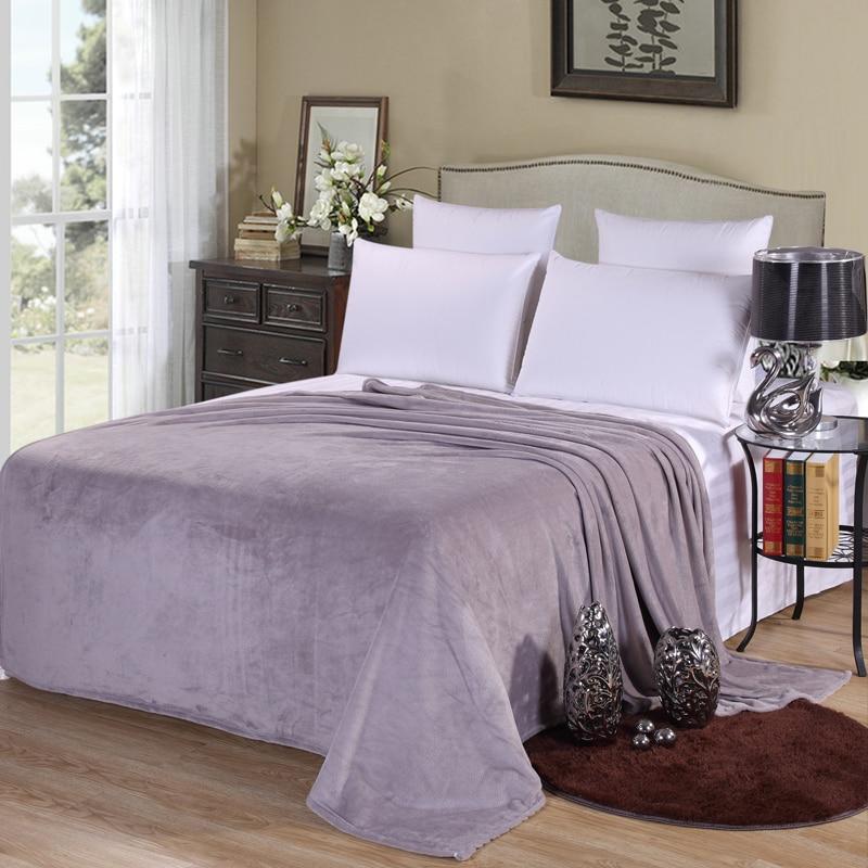 cheap hot sale 200x230cm fleece blanket super warm soft blandets throw winter blanket on sofa. Black Bedroom Furniture Sets. Home Design Ideas