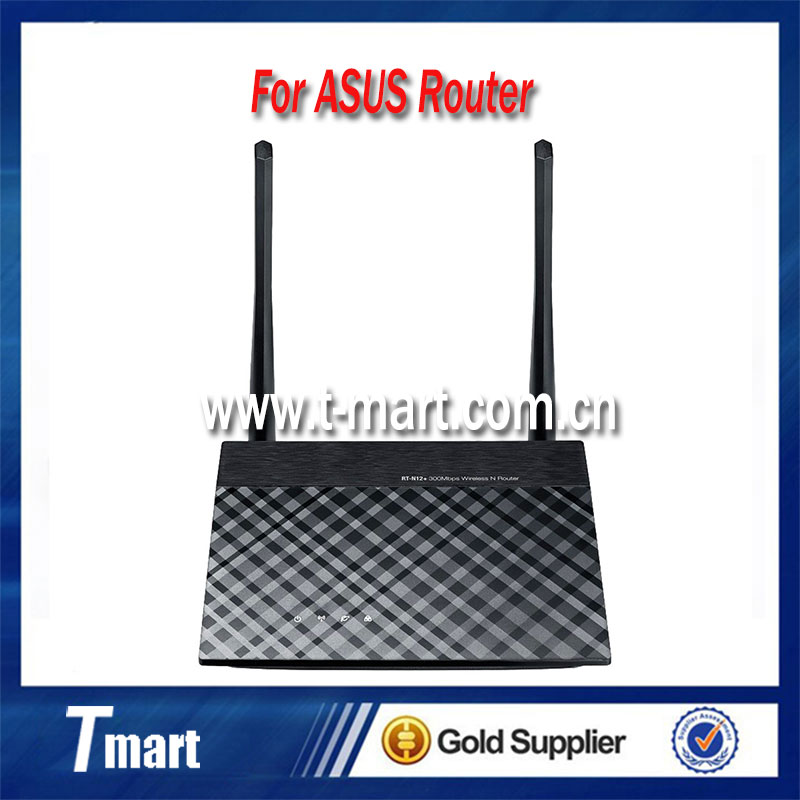 For ASUS RT-N12+ wireless WiFi Router 300Mbps with 4 LAN / 1 WAN home router asus rt ac68u wireless router