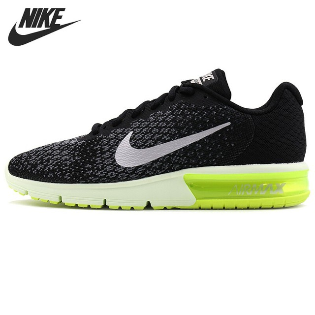 finest selection 5f537 b70f0 Original New Arrival 2018 NIKE AIR MAX SEQUENT 2 Men s Running Shoes  Sneakers