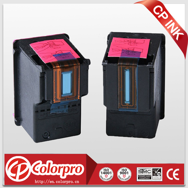 2PK High Quality for HP 63 63XL Remanufactured Ink Cartridges for HP Deskjet 1110 1112 2130 2131 2132 2133 2134 3630 2